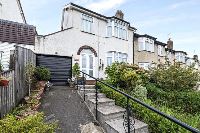 Thumbnail End terrace house for sale in Callington Road, Bristol