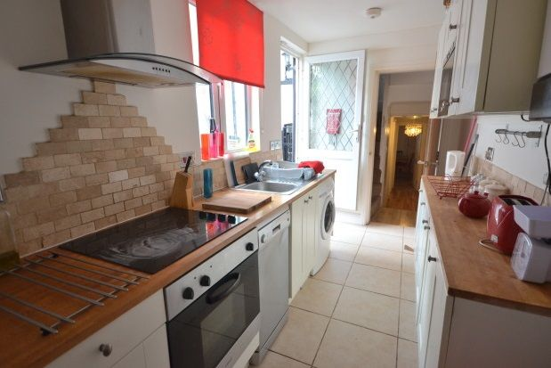 Thumbnail Terraced house to rent in Marlborough Road, Gillingham