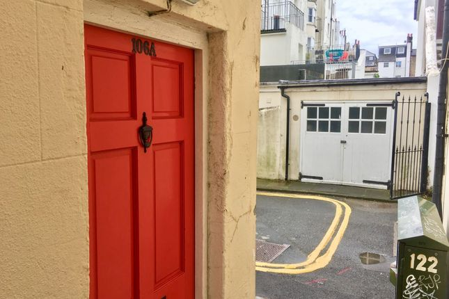 Thumbnail Maisonette to rent in St George's Road, Brighton