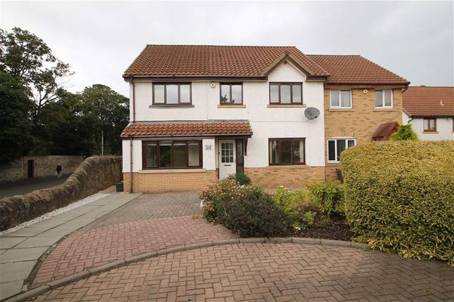 Thumbnail Semi-detached house for sale in Harlawhill Gardens, Prestonpans, East Lothian