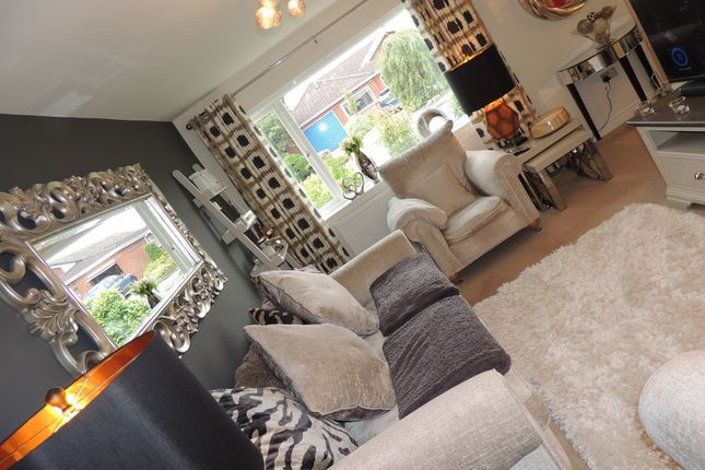 Thumbnail Bungalow to rent in Glencroft, Euxton, Chorley
