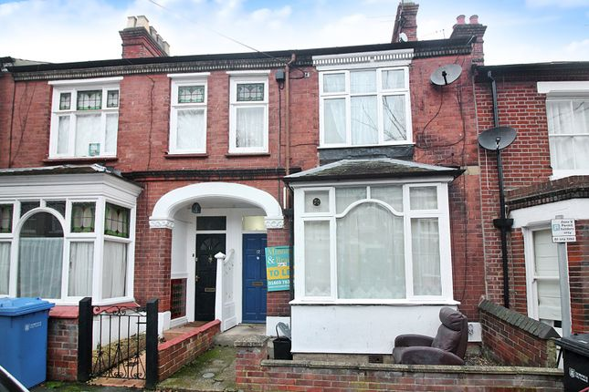 Thumbnail Terraced house for sale in Wood Street, Norwich