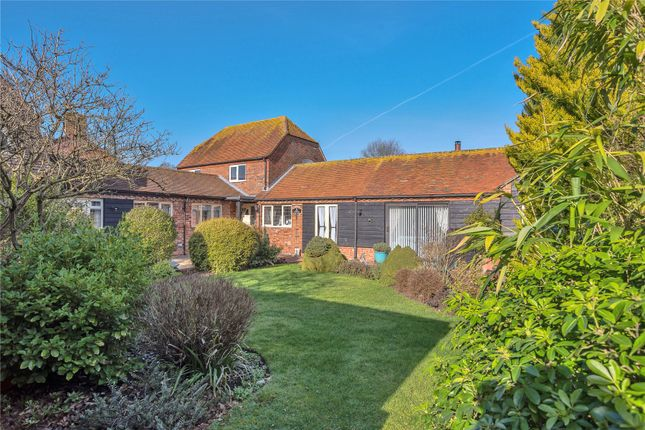 Thumbnail Detached house for sale in The Paddocks, Main Street, East Hanney, Wantage
