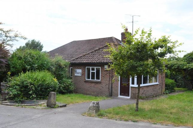 Thumbnail Bungalow to rent in Wilcot Road, Pewsey