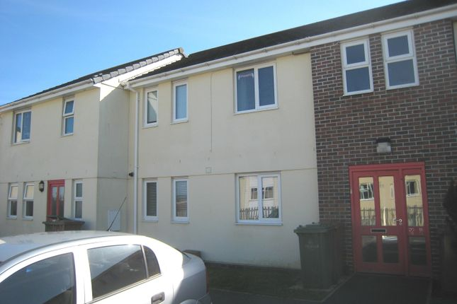 Thumbnail Property to rent in Beaufort Close, St Budeaux, Plymouth