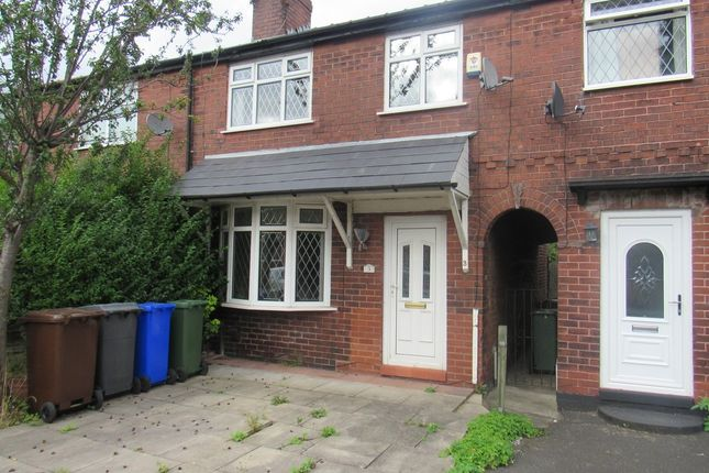 Thumbnail Terraced house to rent in Tewkesbury Avenue, Droylsden, Manchester