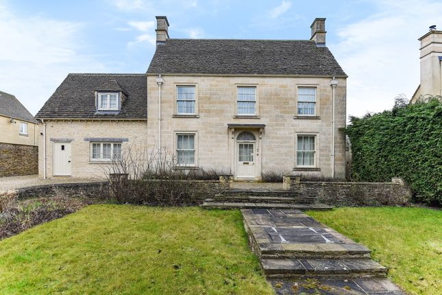 Thumbnail Detached house to rent in The Street, Shipton Moyne, Tetbury