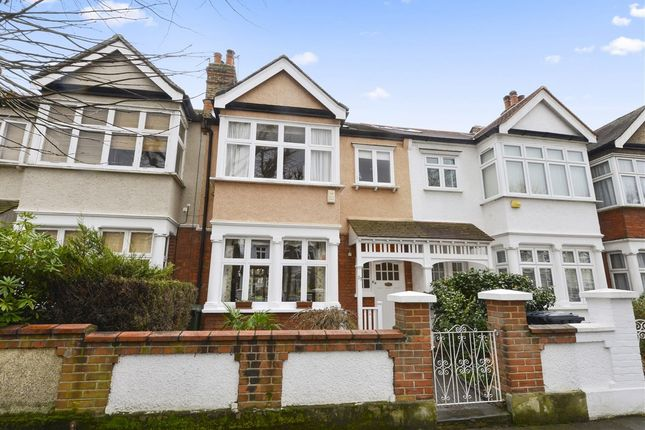 4 bed terraced house for sale in Cairn Avenue, Ealing