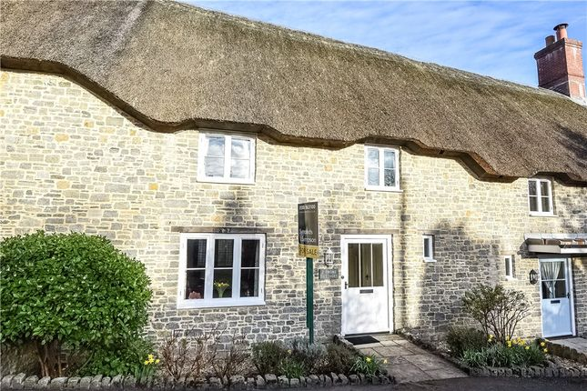 Thumbnail Terraced house for sale in Frome Cottages, Back Lane, Evershot, Dorchester