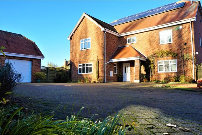 Thumbnail Detached house for sale in Nene Close, Guyhirn