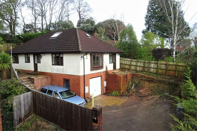 Thumbnail Detached bungalow for sale in Kingfisher Drive, Pennsylvania, Exeter