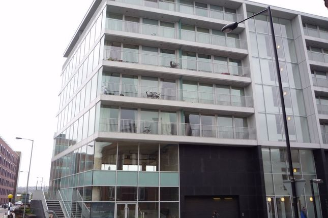 Thumbnail Flat to rent in Keppel Wharf, Market Street, Rotherham, South Yorkshire