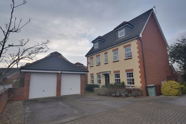 Thumbnail Detached house for sale in Royal Birkdale Way, Normanton, West Yorkshire