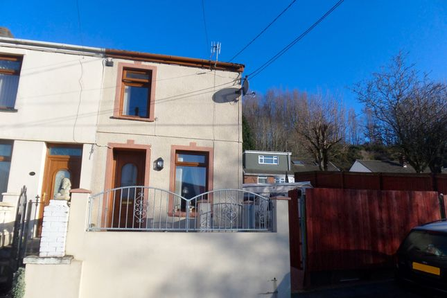 Thumbnail End terrace house for sale in Plymouth Street, Merthyr Tydfil