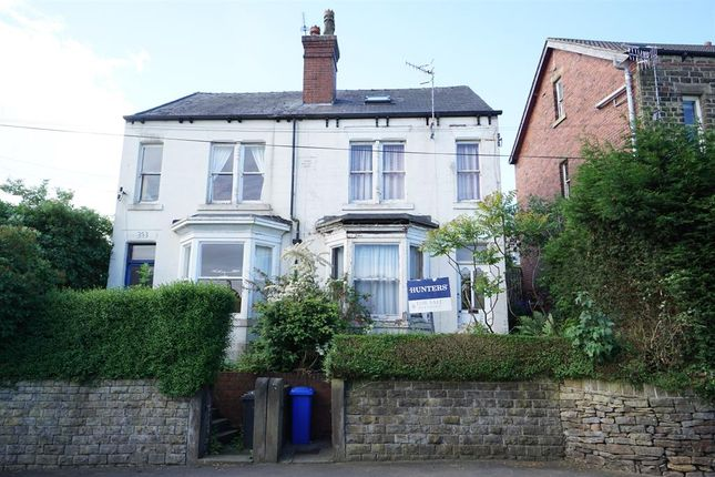 Thumbnail Semi-detached house for sale in Baslow Road, Totley, Sheffield