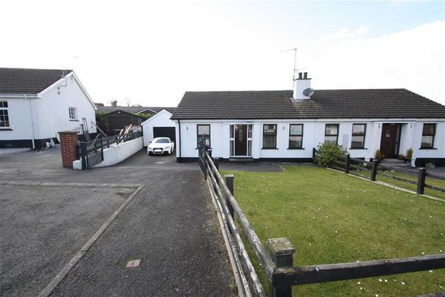Thumbnail Semi-detached bungalow for sale in Kinallen Cottages, Kinallen, Down