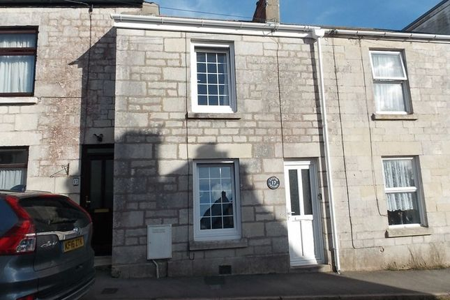 Thumbnail Terraced house to rent in New Street, Portland