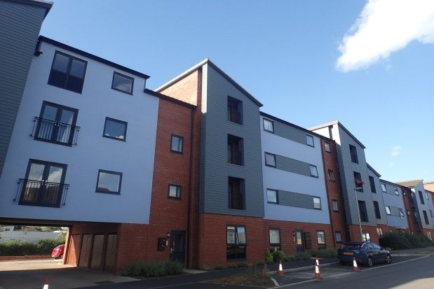 Thumbnail Flat to rent in Harley Drive, Walton, Milton Keynes, Buckinghamshire