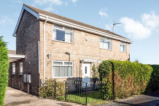 Thumbnail Detached house for sale in Birch Close, Hull