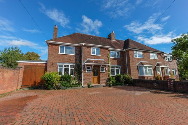 Thumbnail Semi-detached house for sale in Rumer Close, Long Marston, Stratford-Upon-Avon