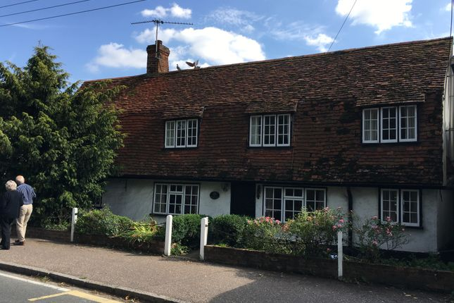Thumbnail Detached house to rent in Braintree Road, Felsted
