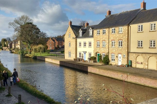 Thumbnail Terraced house for sale in Home Orchard, Ebley, Stroud, Gloucestershire