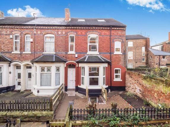 Thumbnail End terrace house for sale in Tudor Grove, Arboretum, Nottingham, Nottinghamshire