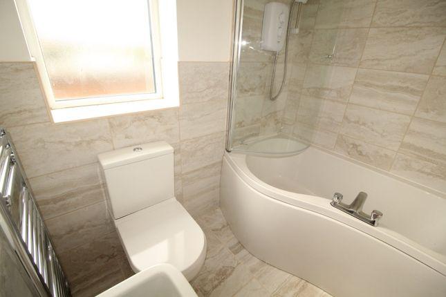 Bathroom of Jorvik Close, York YO26