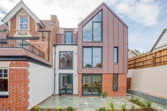 Thumbnail Flat for sale in Alexandra House, 41 Undercliff Road West, Felixstowe