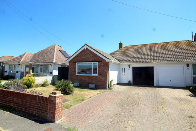 Thumbnail Detached bungalow to rent in Edith Avenue, Peacehaven