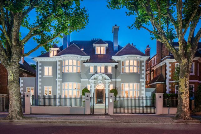 Thumbnail Detached house for sale in Elsworthy Road, Primrose Hill, London