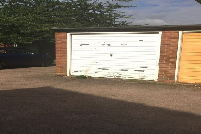 Parking/garage to rent in Garage Finches End, Shard End, Birmingham