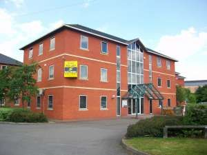Office to let in Ascension House, Crown Square, Centrum 100, Burton On Trent, Derby