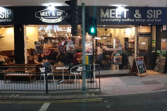 Commercial property for sale in Cafe & Bar, Bournemouth