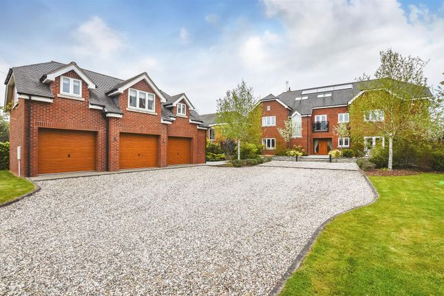 Thumbnail Detached house for sale in The Knoll, Allestree, Derby