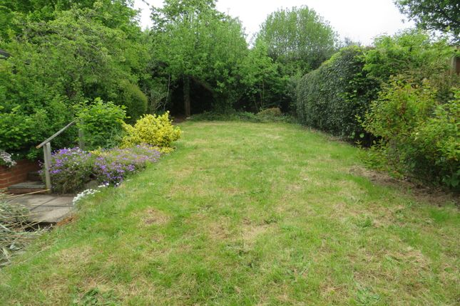 Garden of Roughley Drive, Sutton Coldfield B75