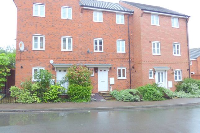 Thumbnail Terraced house for sale in Robins Corner, Evesham, Worcestershire