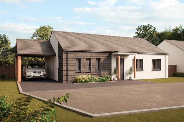 3 bed detached bungalow for sale in Barn Lane, St. Columb TR9