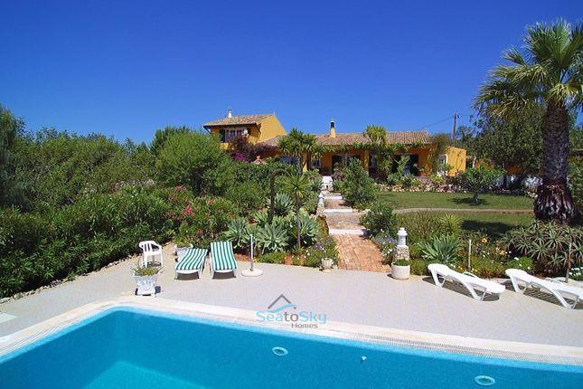 Pool Area of Silves, Algarve, Portugal