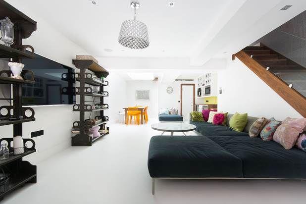 Thumbnail Property to rent in Ladbroke Road, London