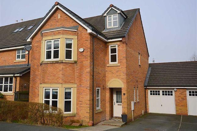 Thumbnail Detached house for sale in Riverside View, Clayton Le Moors, Lancashire