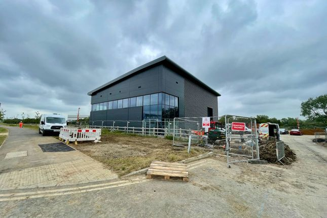 Industrial to let in Unit 6, Fuse, Wixams, Bedford