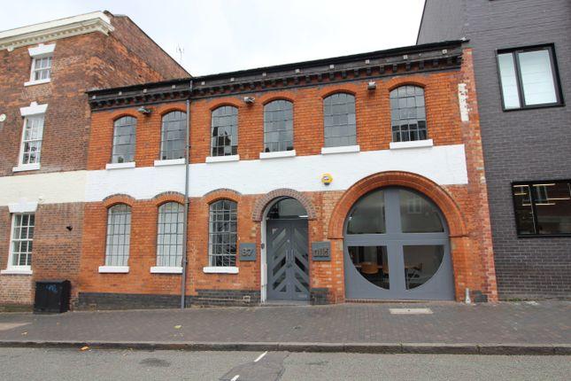 Thumbnail Office to let in Caroline Street, Hockley, Birmingham