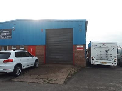 Thumbnail Light industrial to let in Unit 1 The Croft Industrial Estate, Hardwick Lane, Sutton-In-Ashfield