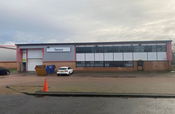 Thumbnail Industrial to let in Octavian Way, Team Valley Trading Estate, Gateshead