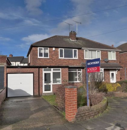 Thumbnail Semi-detached house to rent in Kingsley Park Road, Harrogate