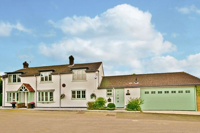 Thumbnail Detached house for sale in New Row, Messingham, Scunthorpe