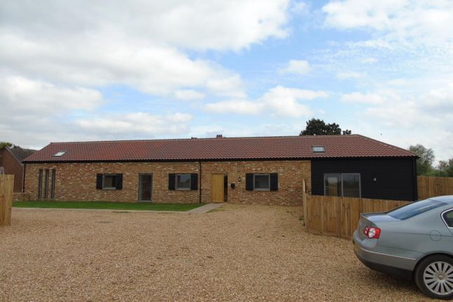Thumbnail Barn conversion to rent in Higney Grange, Church End, Woodwalton, Huntingdon