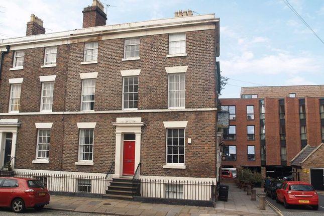 Thumbnail Terraced house for sale in Falkner Street, Edge Hill, Liverpool