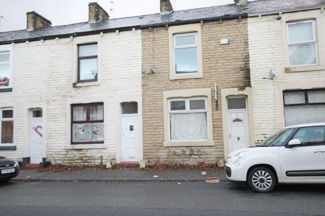 Thumbnail Terraced house for sale in Barnes Street, Church, Accrington